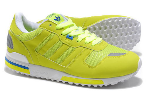 Adidas Zx 700 Mens All Yellow Japan